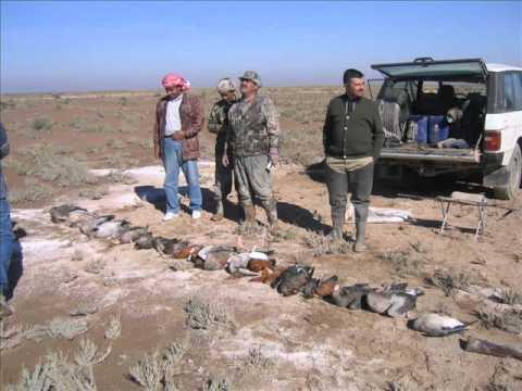 صيد في العراق 2007 Music Videos