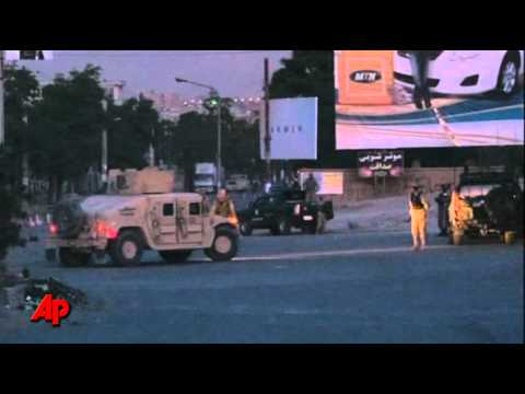 Afghan Hotel Raided Overnight, 19 Dead