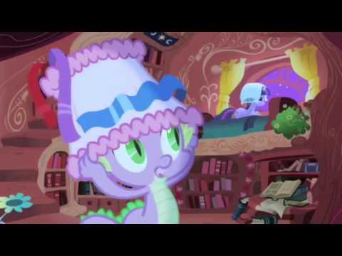 My little pony parody || братишка я тебе покушать принёс 。