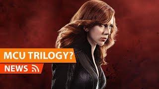 Black Widow Could get a MCU Trilogy of Films