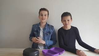LUNCHBOX SWITCH CHALLENGE Met Gijs!