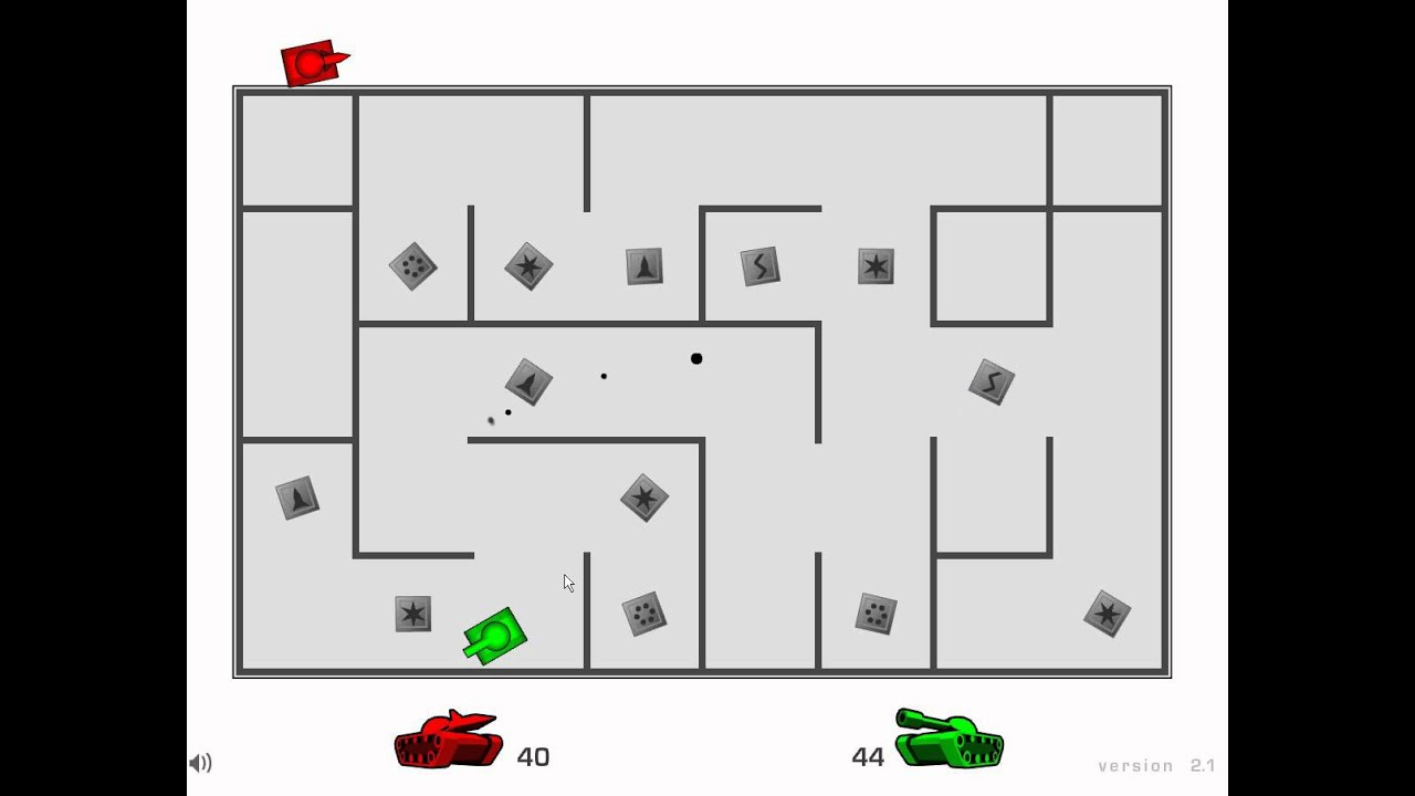 Good games for 2 players/ 3 players online: Free arcade war game & two player tank game, AZ, a fun tank shooting game for kids (girls & boys) to play now, no download. Cool Flash battle games, 2d fighting games for PC, Mac, iPad, tablet, new two-player action/ strategy games to 8/10(K).