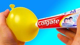 5 Awesome Balloon Tricks