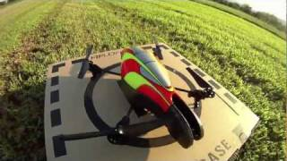 Ar.Drone Parrot & GoPro Hd