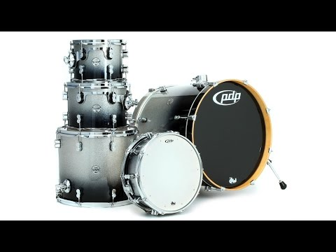 PDP Concept Maple 5-piece Drum Shell Pack Review - Sweetwater Sound