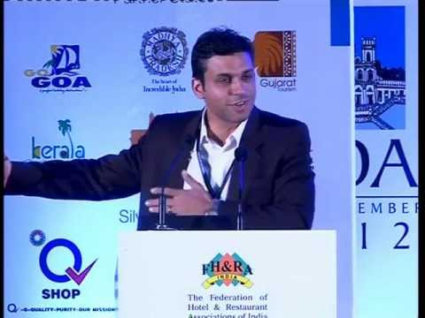 "FHRAI Goa Second Business Session : ""Employee Training...Mr. Pavithran Nambiar"