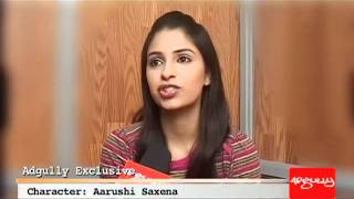 Adgully Exclusive |  Avantika Hundal aka Arushi of Mann Kee Awaaz Pratigya, unplugged!