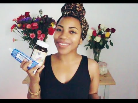 Natural Product Empties #1  Sadiya Marie