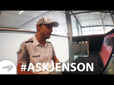 Jenson Button Twitter takeover