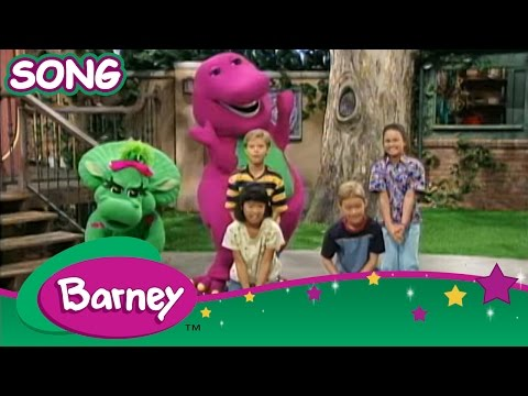 Barney: The Elephant Song video