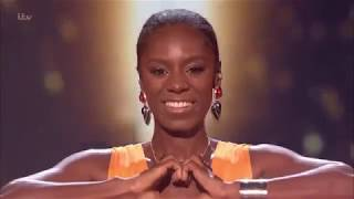 Shan Ako Live Shows Full Clip S15E15 The X Factor UK 2018