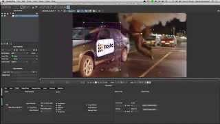 mocha Pro 4 presentation at IBC 2014 with Martin Brennand