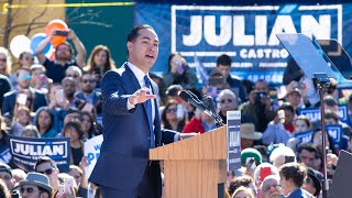 Julián Castro's full speech announcing he is running for president