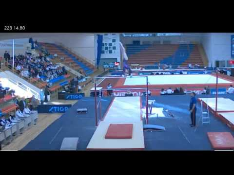 Aliya Mustafina - Bars - Russian Championships, 3/21/2012