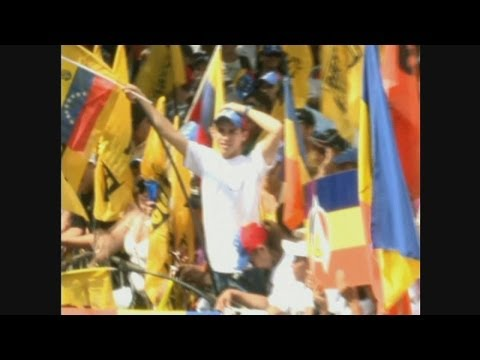 Venezuela: thousands hit streets of Caracas in rival mass rallies