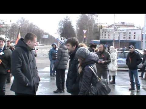 """Уфа. Митинг """"За Родину""""  24 марта 2013"""