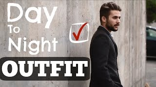 Day to Night Outfits | Mens Fall Fashion 2015 | TheGentlemansCove