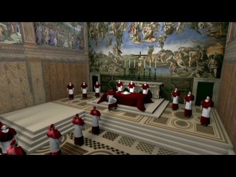 Inside the conclave: How it works
