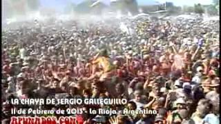LA CHAYA DE SERGIO GALLEGUILLO 2013