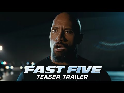 Fast Five - Teaser Trailer video