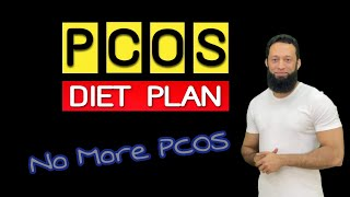 PCOS Diet For Weight Loss | Diet For PCOS | What To Eat For PCOS | Urdu/Hindi