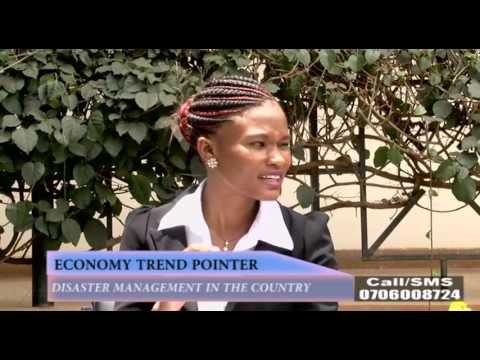 ECONOMY TREND POINTER: Disaster management in the country(kenya).part1