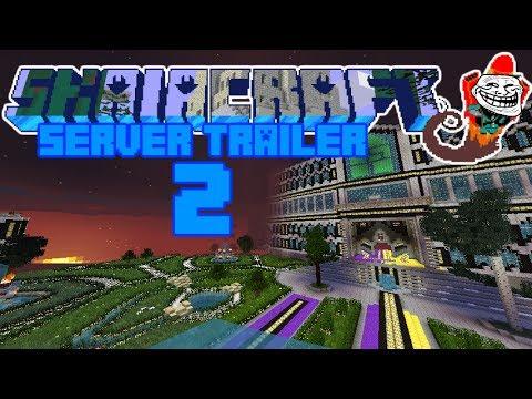 Minecraft Server: ~SkaiaCraft~ Trailer 2!! 24/7 [Cracked] No Lag!! 1.7.10