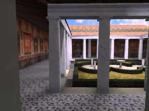 Virtual Roman House 2