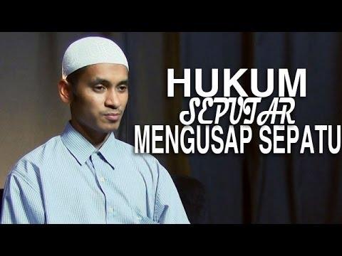 Serial Fikih Islam (12): Hukum Seputar Mengusap Sepatu - Ustadz M. Abduh Tuasikal
