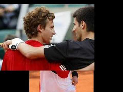 Ernests Gulbis ♥ Video