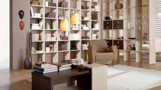 Modern living room → Stylish furniture in the living room for the walls ➤ Interior design 2019
