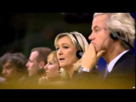 France's Le Pen announces far-right bloc of anti-EU MEPs