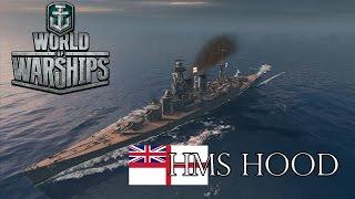 World of Warships - HMS Hood