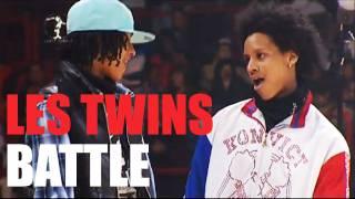 Hip Hop battle : Les Twins vs Paul Ereck & Physs