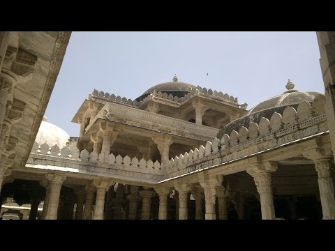 Ranakpur Jain Temple - Historical place of mewar of rajasthan, Best Tourist Attraction-India