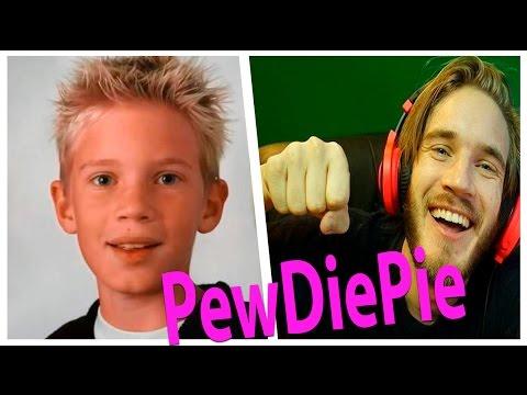 PewDiePie - До Того Как Стал Знаменитым!