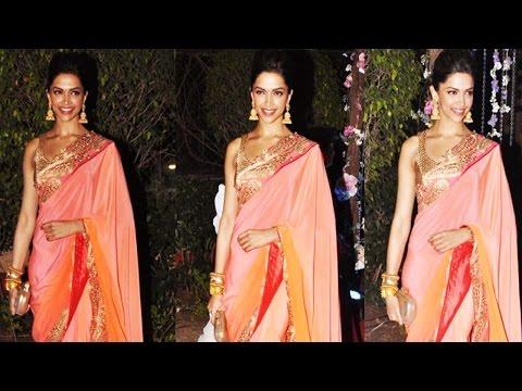 desi Girl Deepika Flaunts Her Sexy Saree video