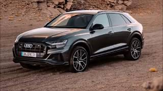 2019 Audi Q8 - The Best Interior and Exterior - Ultra Luxury SUV!