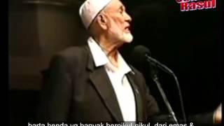 Kristian Bertanya : Kenapa WANITA Islam Bertudung ? - Sheikh Ahmad Deedat (subtitle BM)