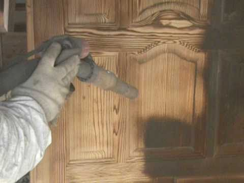 Images Of Чистка деревянных поверхностей после пожара :: www.suhoiled.ru :: Сухой Лед :: Чистка сухим льдом - Images Of All