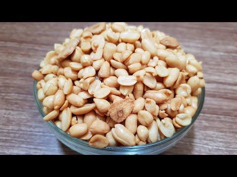Kacang Bawang Renyah dan Gurih   Begini Cara Membuat Kacang Bawang yang Renyah dan Gurih