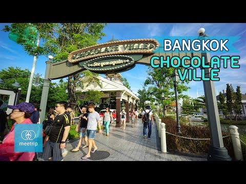 Chocolate Ville is Good view - Top places to photograph of Love (Meetrip BKK)