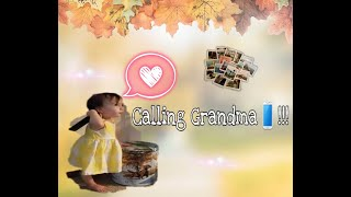 CALLING GRANDMA IN THE PHILIPPINES: Funny Baby