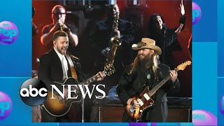 Download Lagu Justin Timberlake drops new music video with country singer Chris Stapleton Gratis STAFABAND