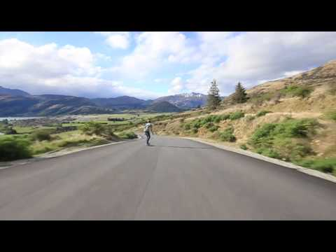 DB Longboards: New Zealand Raw Run with Patrick Lombardi