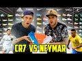 CHUTEIRA DO CRISTIANO RONALDO vs CHUTEIRA DO NEYMAR!! ( qual é a melhor?! )