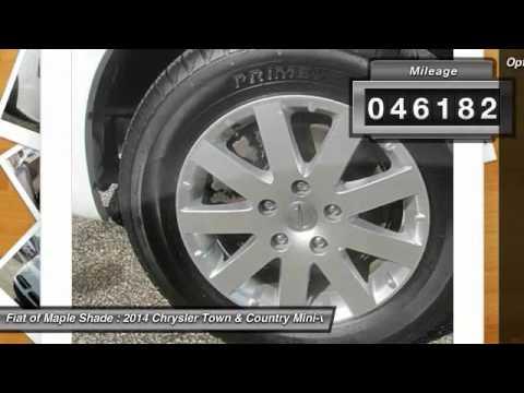 2014 Chrysler Town & Country Cherry Hill NJ 96814R