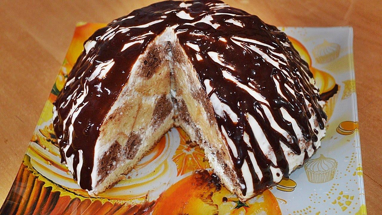 Рецепты тортов в домашних условиях с фото для ребенка 308