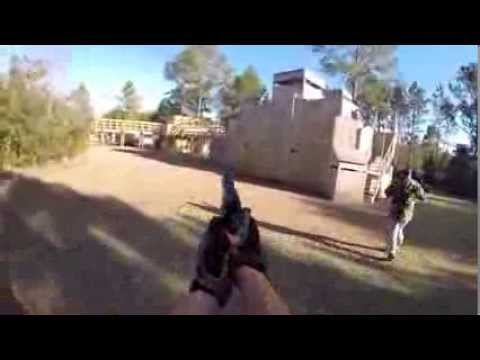 End of the Attack and Defend match, Cobra Urban Combat, Theodore, AL (02/16/2014)