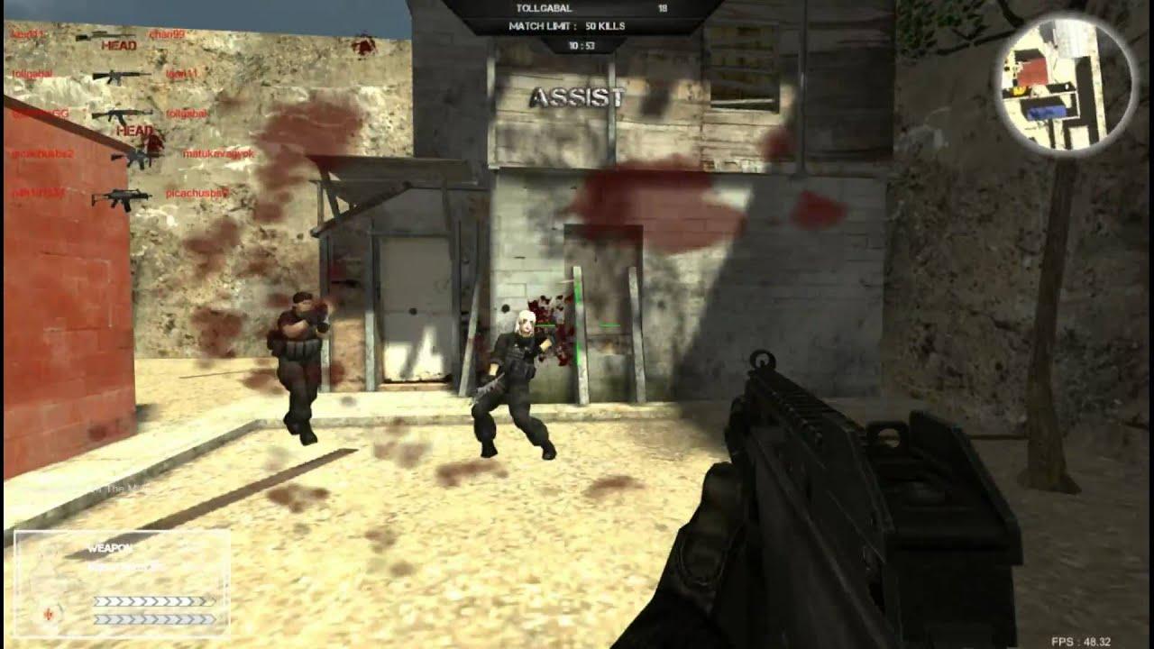 Rush Team Wallpaper Rush Team Gameplay Weapon